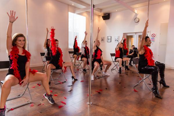 Burlesque Workshop in Amsterdam