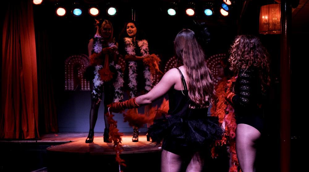 Slide 2: Workshop Burlesque Verjaardag