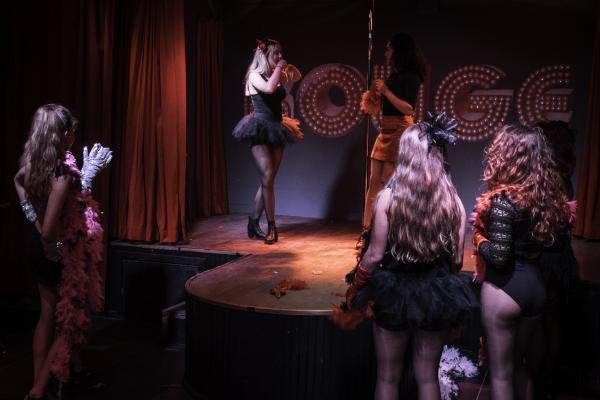 Burlesque Workshop in Amsterdam